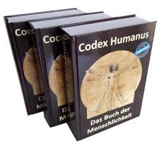 Codex Humanus Band 1, 2 & 3 - Das Buch der Menschlichkeit - 3. Neuauflage 2020