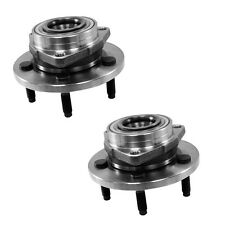 [1.513228] New Axle Wheel Hub and Bearing Assembly w/o ABS Front Pair(2)