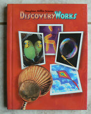 Houghton Mifflin SCIENCE gr. 2/2nd text  2000 NICE!  Discovery Works