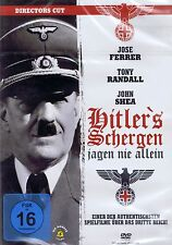 DVD - Hitlers Schergen jagen nie allein - Directors Cut - Jose Ferrer