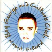 At Worst...the Best Of Boy George-culture club CD VIRGIN