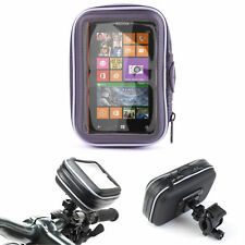 Mud and Splash Resistant Mobile Phone Bike Holder & Mount for Nokia Lumia 530
