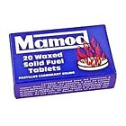 Mamod 1350 Waxed Solid Fuel Tablets Pack Of 20