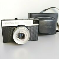 SMENA-8M Exclusive Camera Soviet  LOMO Compact 35 mm Film lens T-43