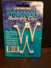 New listing SwimlineHydrotools Butterfly Clips Pack of 3