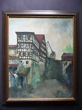 Stefan Breuling - Öl auf Malplatte - Schwäbisch Hall