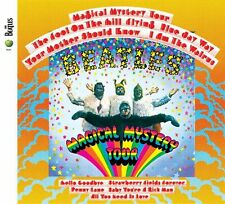 THE BEATLES - MAGICAL MYSTERY TOUR: CD ALBUM (2009 REMASTERED EDITION)