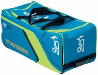 Kookaburra Pro 250 Club Level Cricket Kit Wheelie Bag Size 28 x 11 x 11.5