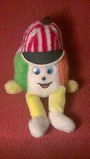 "8"" sitting height plush Shalom VINTAGE FAIR PRIZE HUMPTY DUMPTY stuffed toy"