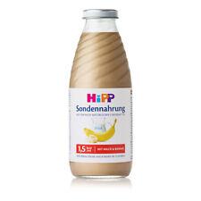 Babykost HIPP Trink Sondennahrung Milch Banane 750 kcal 24x 500ml MHD 31/12/2020
