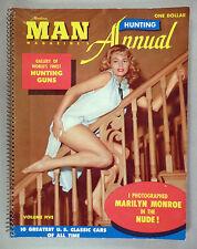 Modern Man Annual #5 - 1950's ~~ Marilyn Monroe