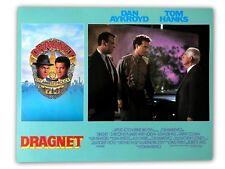 """DRAGNET"" ORIGINAL 11X14 AUTHENTIC LOBBY CARD POSTER PHOTO 1987 HANKS"