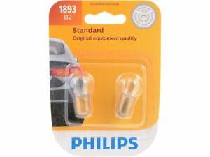 For 1972 Plymouth Valiant Courtesy Light Bulb Philips 66865HM