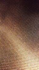 ARMANDO CARUSO  Men's Tie, gold/ bronze hand made
