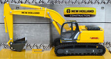 New Holland 215 C Shovel Excavator Scale 1:50 Von Bburago