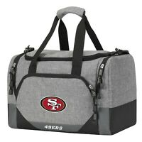 San Francisco 49ers Duffel Bag (Terrain) OFFICIAL NFL