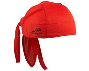 Headsweats Eventure Classic Headband (Red) (One Size) [8800_803]