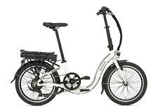 "Faltrad  Klapprad E-Bike 20 Zoll Popal ""E-Folt1.0"" Schimano 6 Gang Weis"
