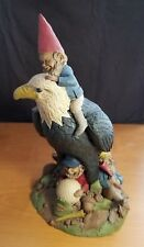 Tom Clark Gnome PAR Edition #49 1985 Signed Retired Cairn COA Golf Art Sculpture