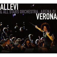 CD ALLEVI & ALL STARS ORCHESTRA-ARENA DI VERONA 0886976003821