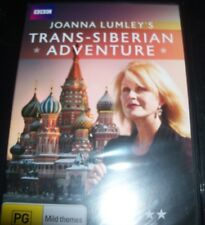 Joanna Lumley's Trans-Siberian Adventure (Australia Region 4) BBC DVD – New