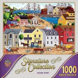 Masterpieces - Signature Collection - Home Port Jigsaw Puzzle (1000 Pieces)