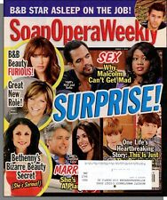 Soap Opera Weekly - 2011, March 1 - Surprise! Why Malcolm Can't Get Mad