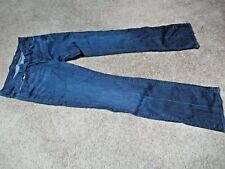 "~~7 FOR ALL MANKIND Cotton Denim High Waist Bootcut Jeans Sz 38 x 44""~~"