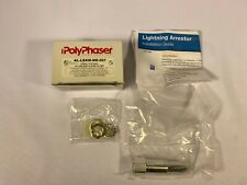 PolyPhaser In-Line Emp Surge Filter Al-Lsxm-Me-001 Ap-Lar-1 New Open Box