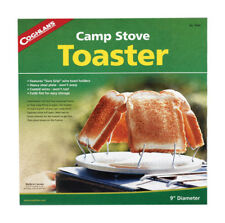 NEW Coghlan's Camp Stove Toaster 9 in. W Will not rust Folds Flat 504D