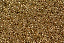 Toho Seed Beads - 15/0 - PermaFinish Galvanized Starlight