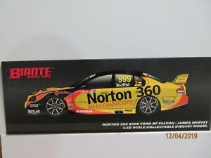 1:18  #999 NORTON 360 JAMES MOFFAT BF FALCON  2009