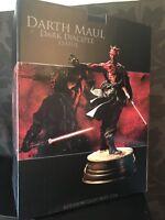 Sideshow Collectibles Darth Maul Dark Disciple Mythos Star Wars Statue