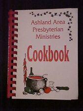 Ashland Area Presbyeterian Ministries Cookbook, Ashland KY