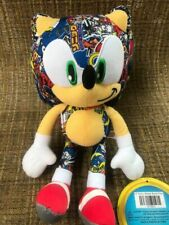 Sonic The Hedgehog - Sonic Bomb Sticker Special Edition Plush multicolor 12inch.