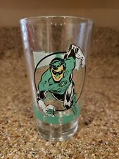 DC Comics Collector's Series Green Lantern Pint Glass 16 oz Great Condition