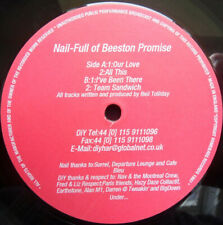 Nail - Full Of Beeston Promise. Vinyl