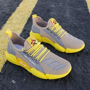 Men's Lightweight Running Shoes Summer Sneakers Male Athletic Shoes
