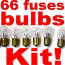 Bulbs & fuses Buick 1968 1969 1970 1971 1972 1973 1974 Replace VTG Light Bulbs