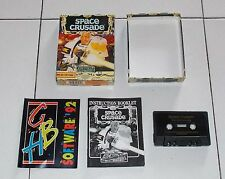 Commodore 64 SPACE CRUSADE The ultimate encounter STARQUEST 128 CBM C64 ITALIA