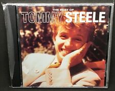 TOMMY STEELE - THE BEST OF TOMMY STEELE, CD ALBUM.