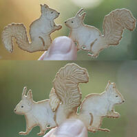 Eichhörnchen Metall Cutting Dies Scrapbooking Foto Prägung Tier Stanzschablonen