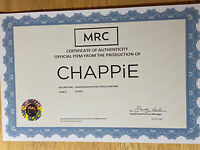 """""""CHAPPIE"""" SCREEN WORN SPECIAL FORCES UNIFORM w/ VIP AUCTIONS COA (HALLOWEEN)"""