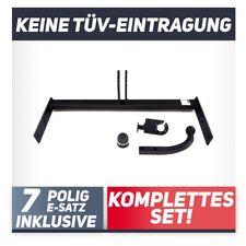 Für Volvo S80 4-Tür Limousine ab 06 Anhängerkupplung starr+E-Satz 7p