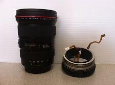 """Canon EF L USM 16-35 mm f/2.8L L USM  """"Repair Service"""" Parts included"""