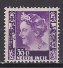 Nederlands Indie Indonesie 202 MLH ong Wilhelmina 1934 Netherlands Indies