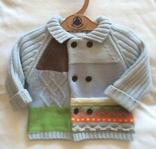 CARDIGAN CATIMINI TAILLE 6 MOIS HIVER COMME NEUF