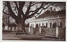 NÖ: Gruß aus Langenlois NÖ. 1929 Fotokarte Mädchenpensionat