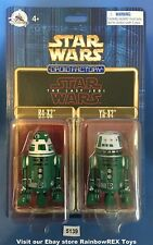 Star Wars R4-X2 and Y5-X2 Droid Factory 2 Pack The Last Jedi Double Set DISNEY