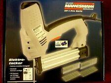 Brüder Mannesmann Werkzeuge Elektrotacker, 1 Stück,XP-1